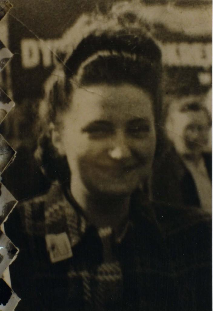 Helena Kowalska w wieku 19l. (św. s. Faustyna)