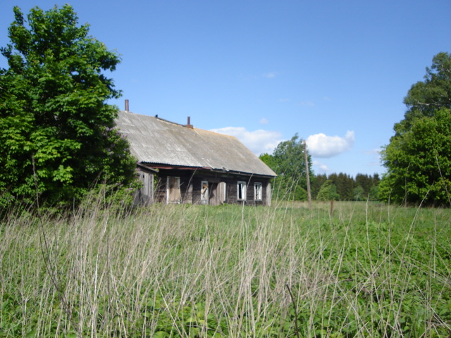 folwark Juszewszczyzna (obecna Białoruś) dom w którym urodził się ks. M. Sopoćko