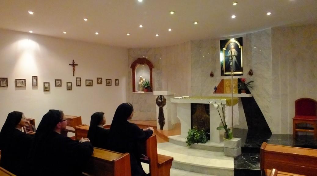Kaplica w Nowym Kurowie