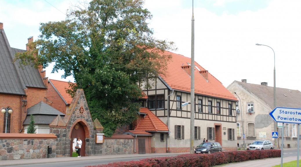 Sanktuarium Miłosierdzia Bożego w Myśliborzu