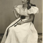Adela w wieku 18 lat