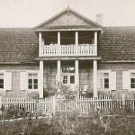 Drewienniki- majątek Matki p. Adeli