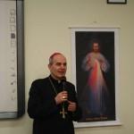 Ks. Bp Henryk Ciereszko przedstawił biogram Bł. Ks. Michała