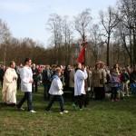 Procesja na rozpoczęcie Eucharystii