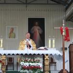 Eucharystia pod przewodnictwem J.E. Ks. Bpa Marka Solarczyla