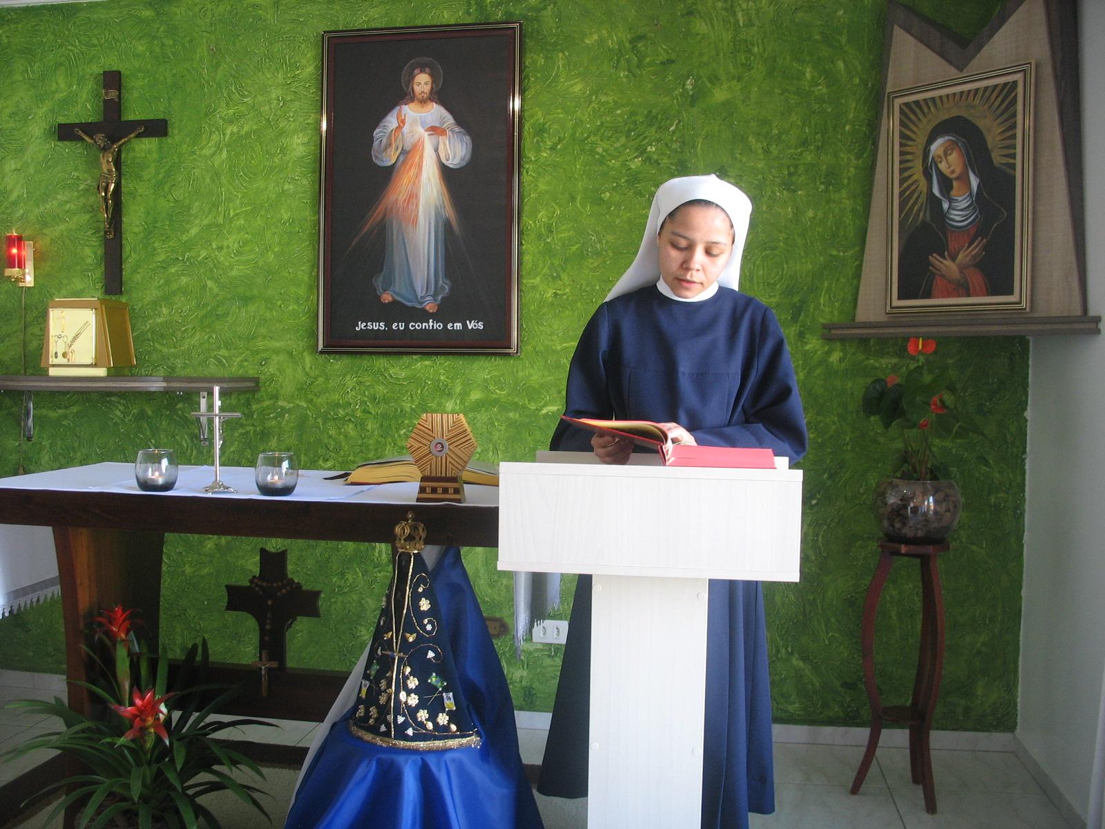 Fotos da missa da festa de Faustina 05-10 008