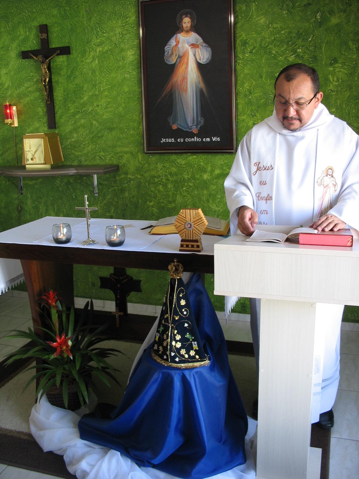 Fotos da missa da festa de Faustina 05-10 014