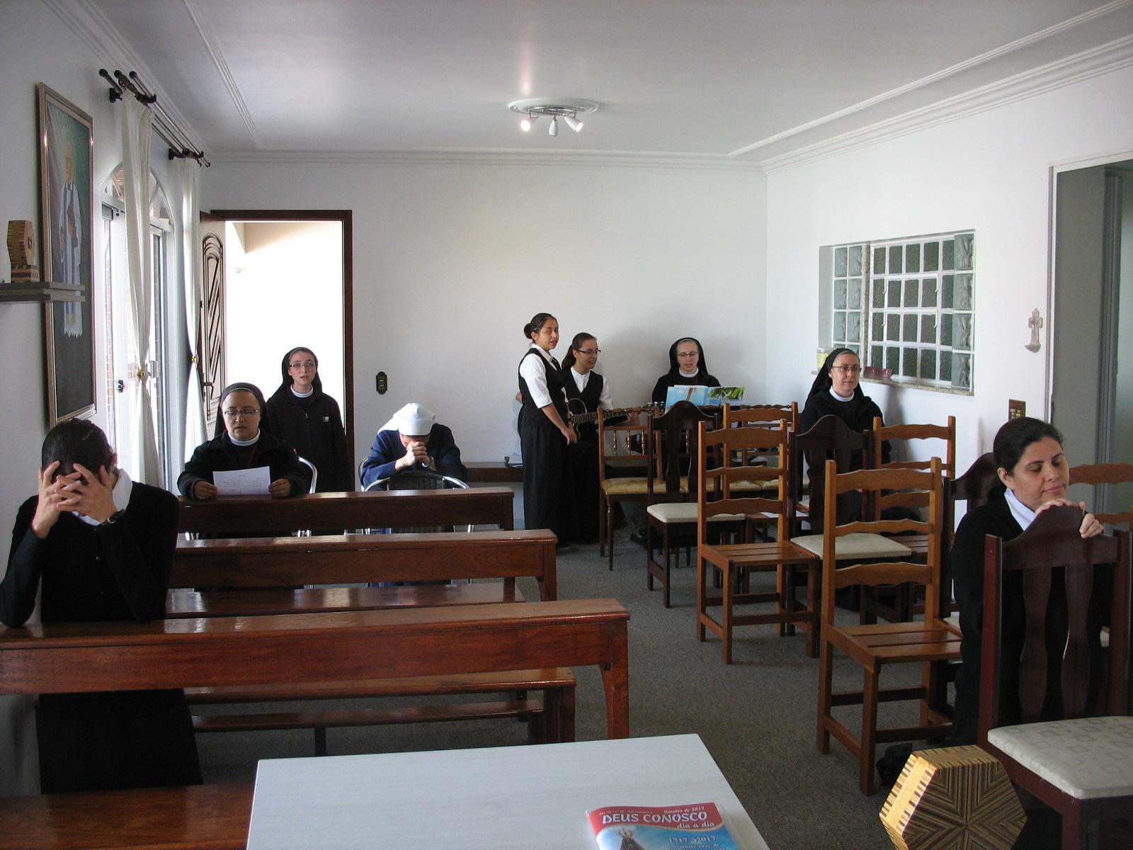 Fotos da missa da festa de Faustina 05-10 026