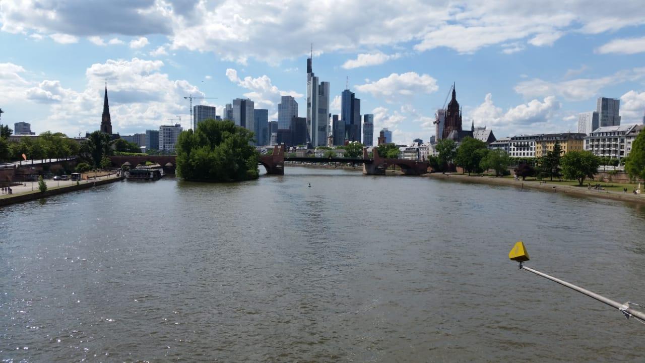14 Frankfurt nad Menem